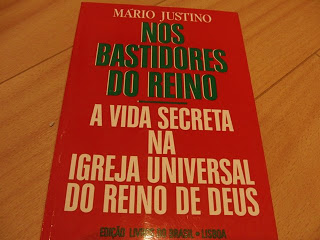 E-Book: Nos Bastidores do Reino