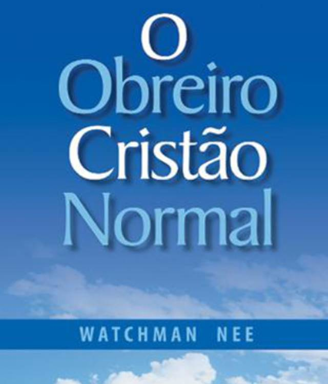 E-Book: O Obreiro Cristão Normal