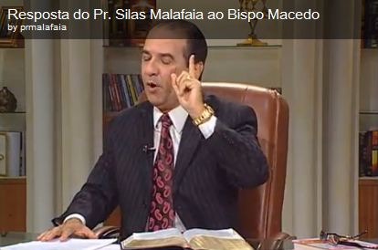 Edir Macedo tira Malafaia do ar