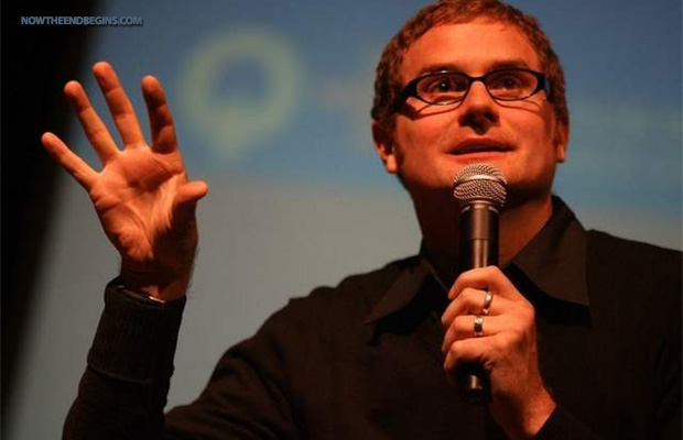 "Rob Bell: ""Sou a favor do amor (casamento gay)"""