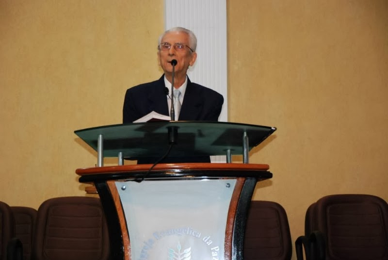 Adventistas do 7º dia, Pr. Rinaldi comenta