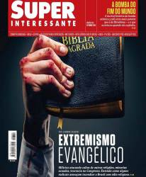 Internauta critica Revista Super Interessante